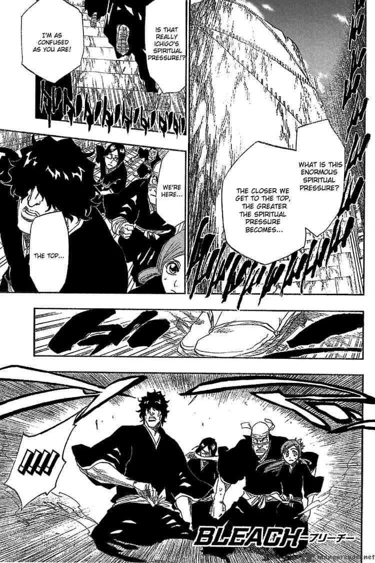 Bleach - Chapter 169