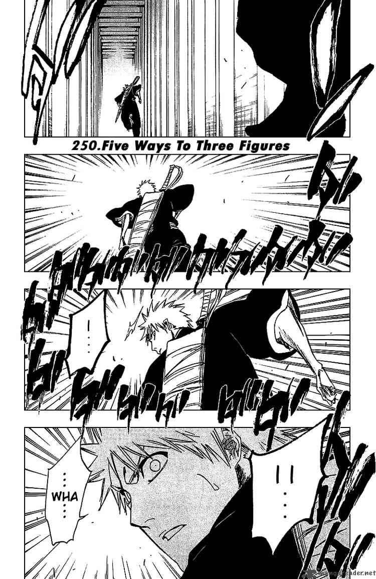 Bleach - Chapter 258
