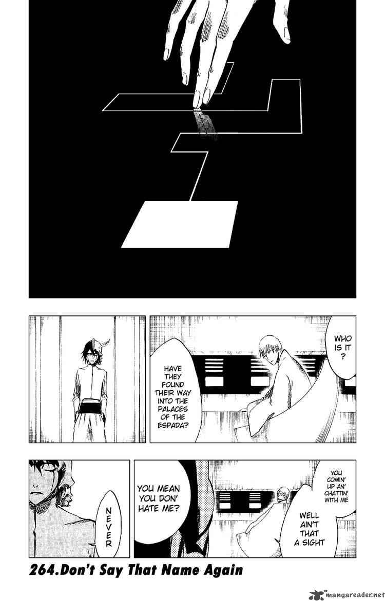 Bleach Ch.264 page 1 at www.Mangago.me