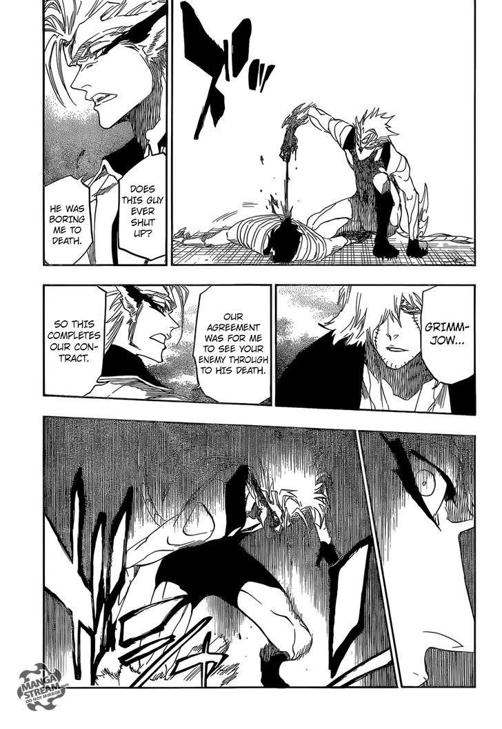 Bleach - Chapter 689