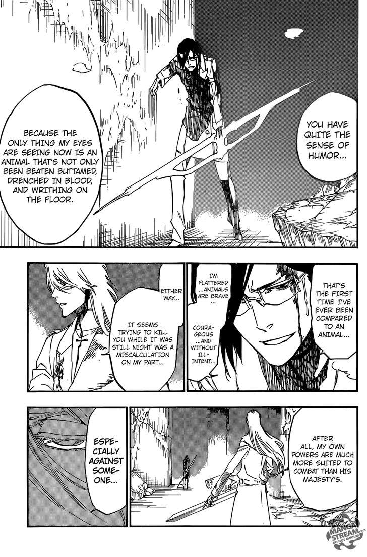 Bleach - Chapter 695