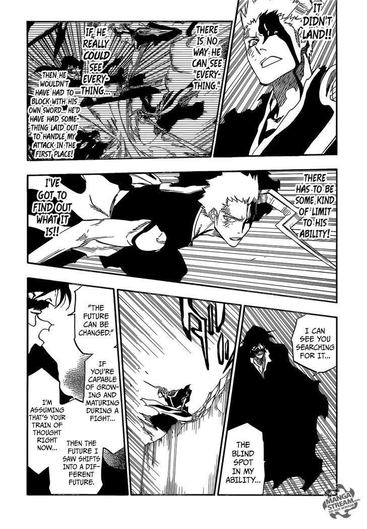 Bleach - Chapter 700