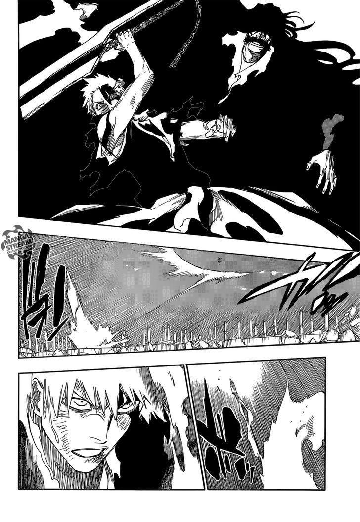 Bleach - Chapter 701