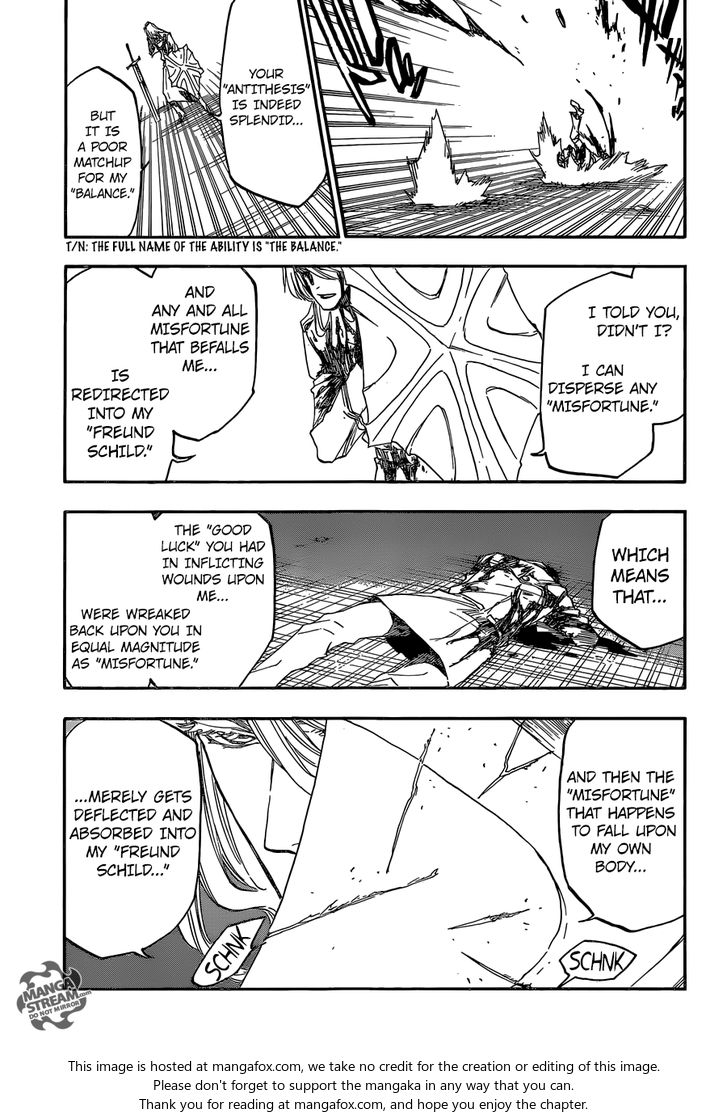 Bleach - Chapter 702