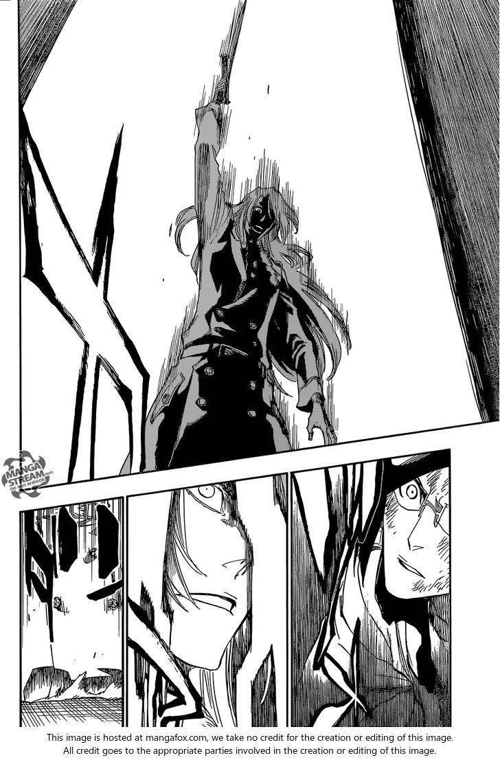Bleach - Chapter 703