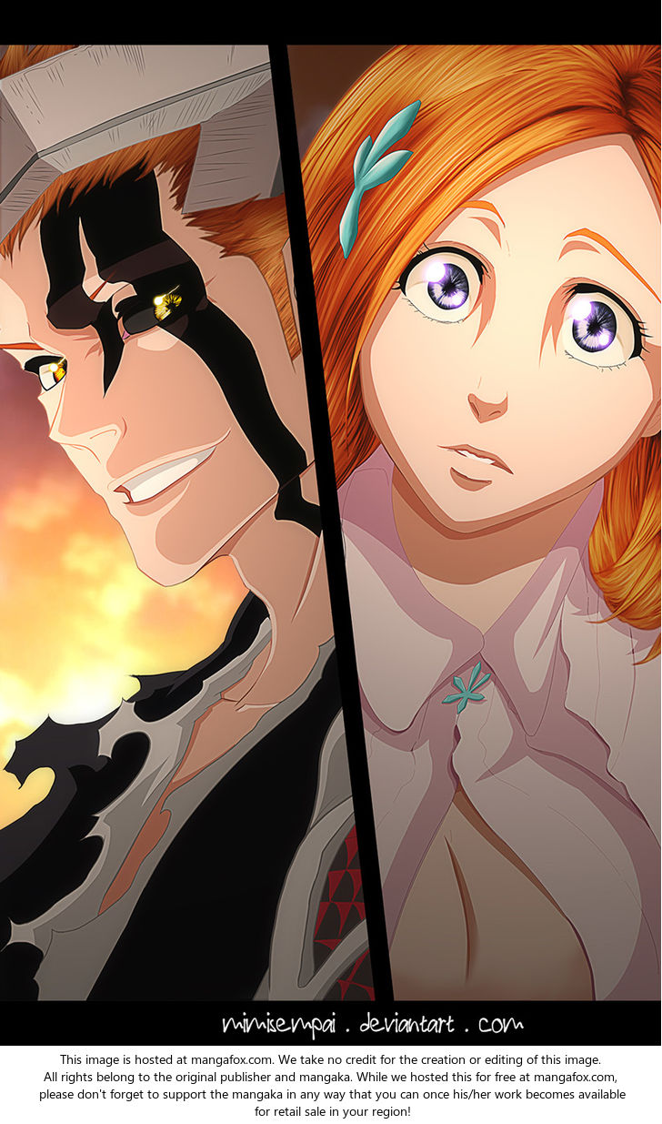 Bleach - Chapter 703