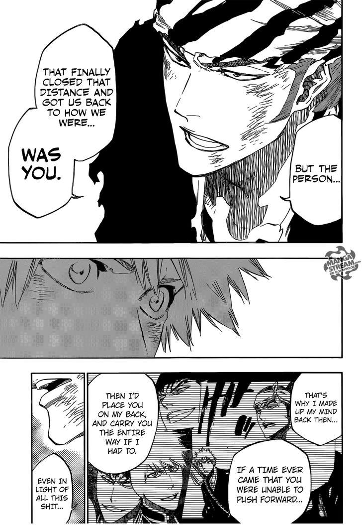 Bleach - Chapter 705