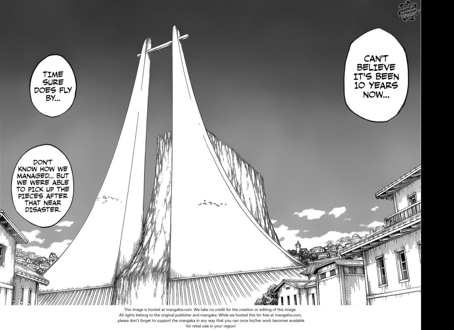 Bleach - Chapter 708