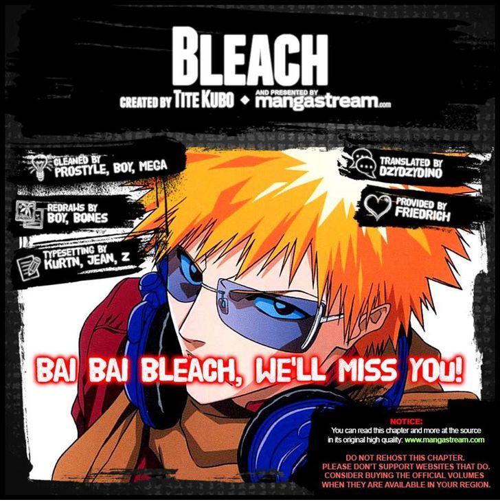 Bleach - Chapter 709