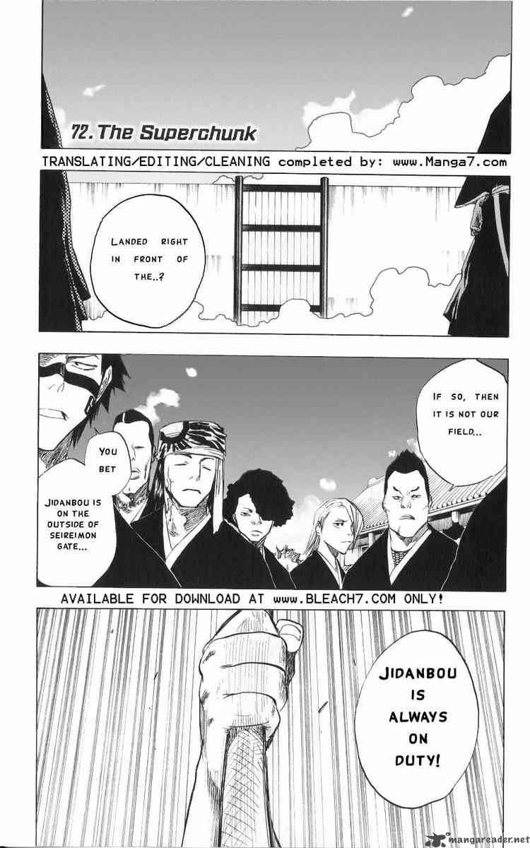 Bleach - Chapter 74