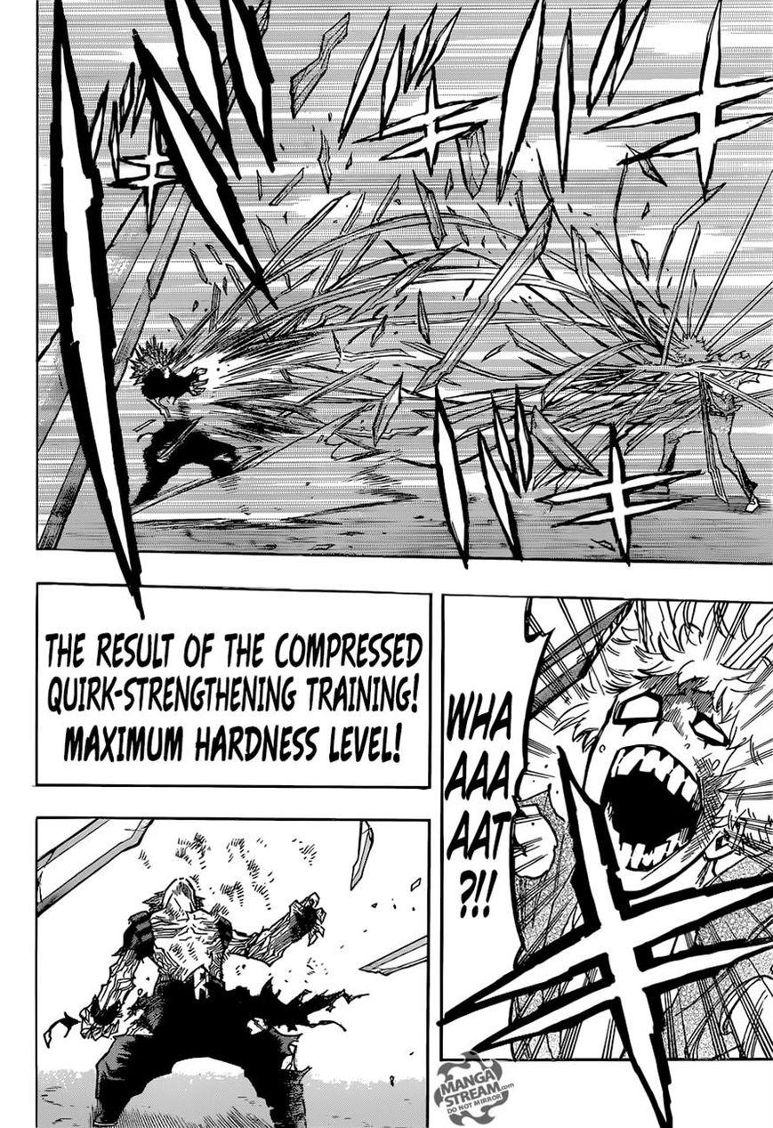 Boku no Hero Academia - Chapter 150