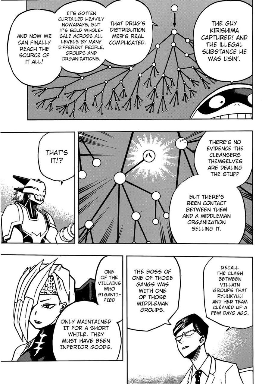 Boku no Hero Academia - Chapter 152