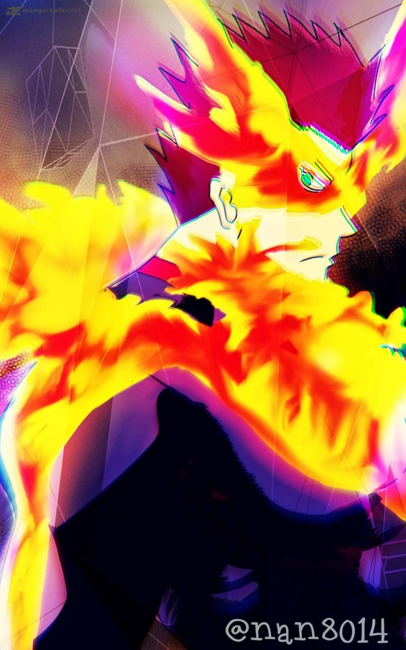 Boku no Hero Academia - Chapter 177