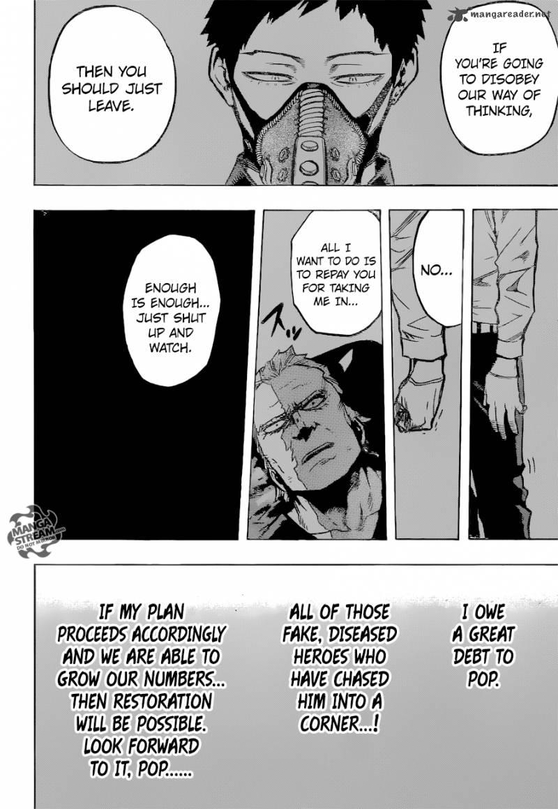 Boku no Hero Academia - Chapter 179