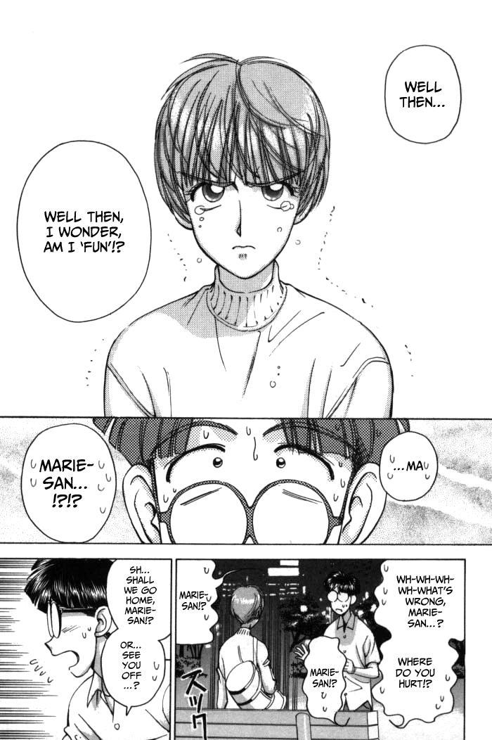 Boku no Marie - Chapter 72