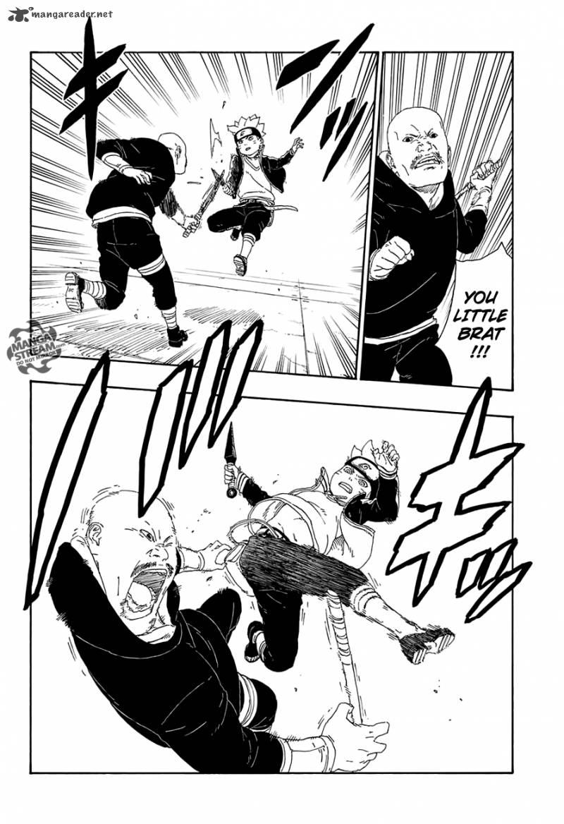 Boruto: Naruto Next Generations - Chapter 14
