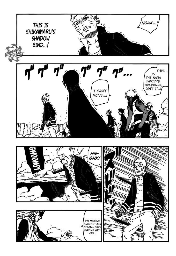 Boruto: Naruto Next Generations - Chapter 8