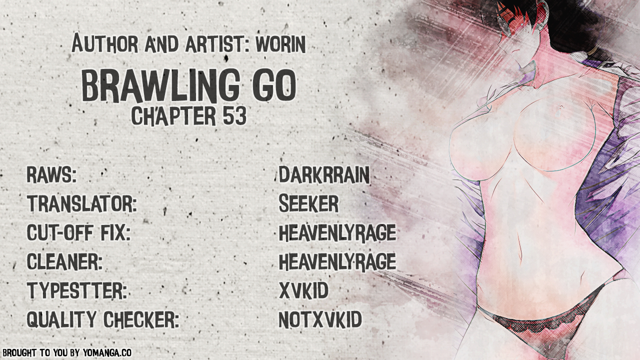 Brawling Go - Chapter 55