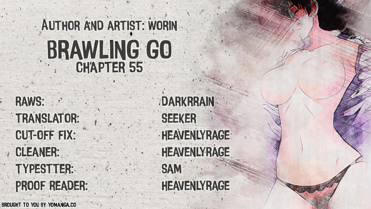 Brawling Go - Chapter 57