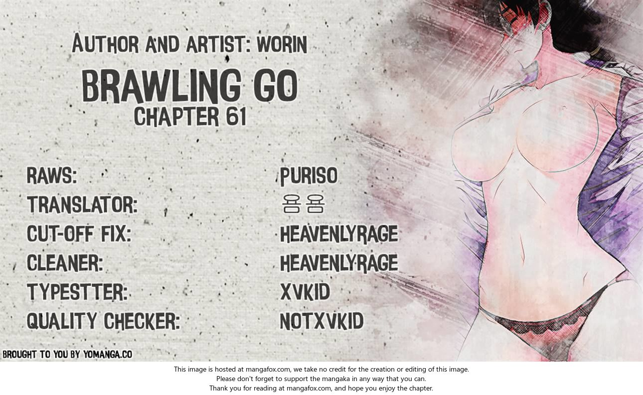Brawling Go - Chapter 63