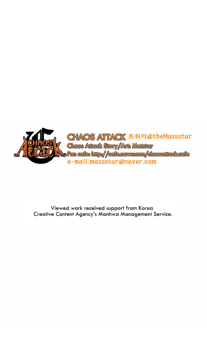 Chaos Attack - Chapter 64