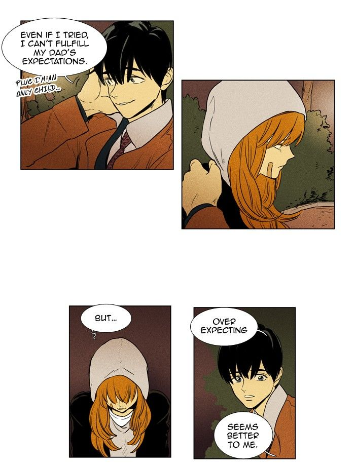 Cheese in the Trap - Chapter 216