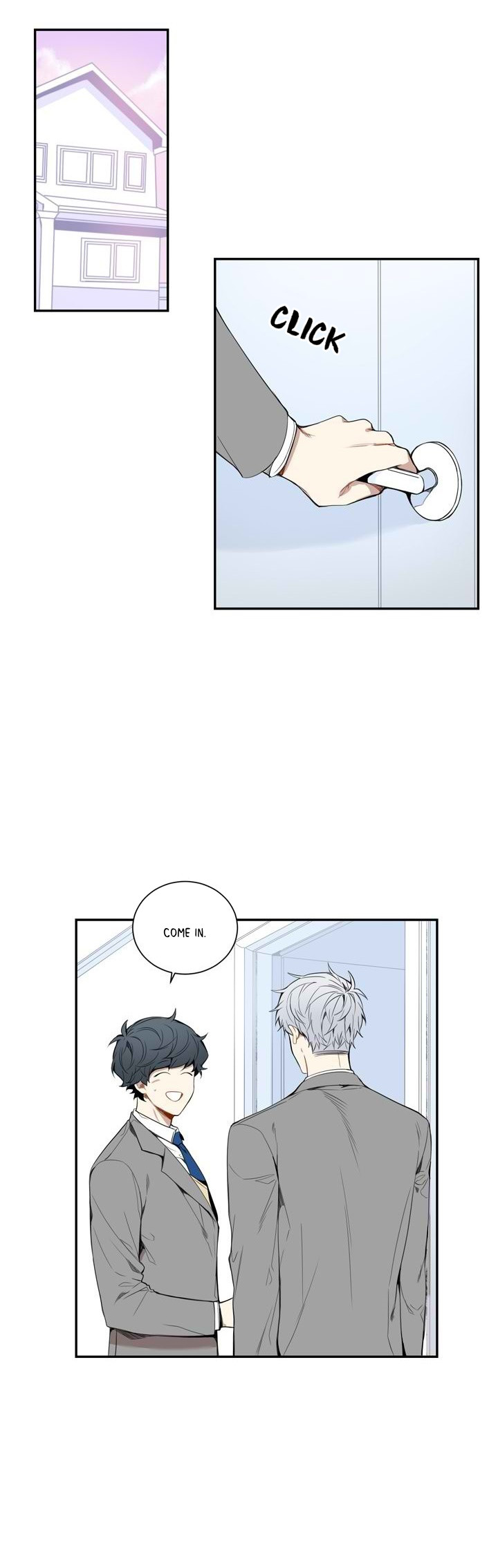 Cherry Blossoms After Winter Ch.16