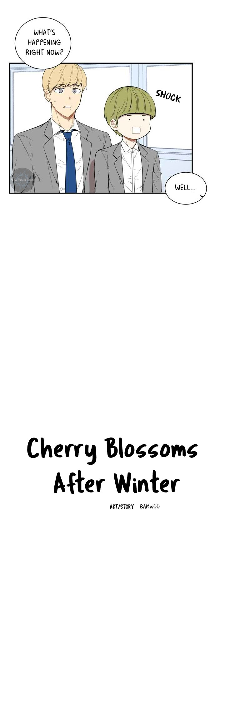 Cherry Blossoms After Winter - Chapter 9