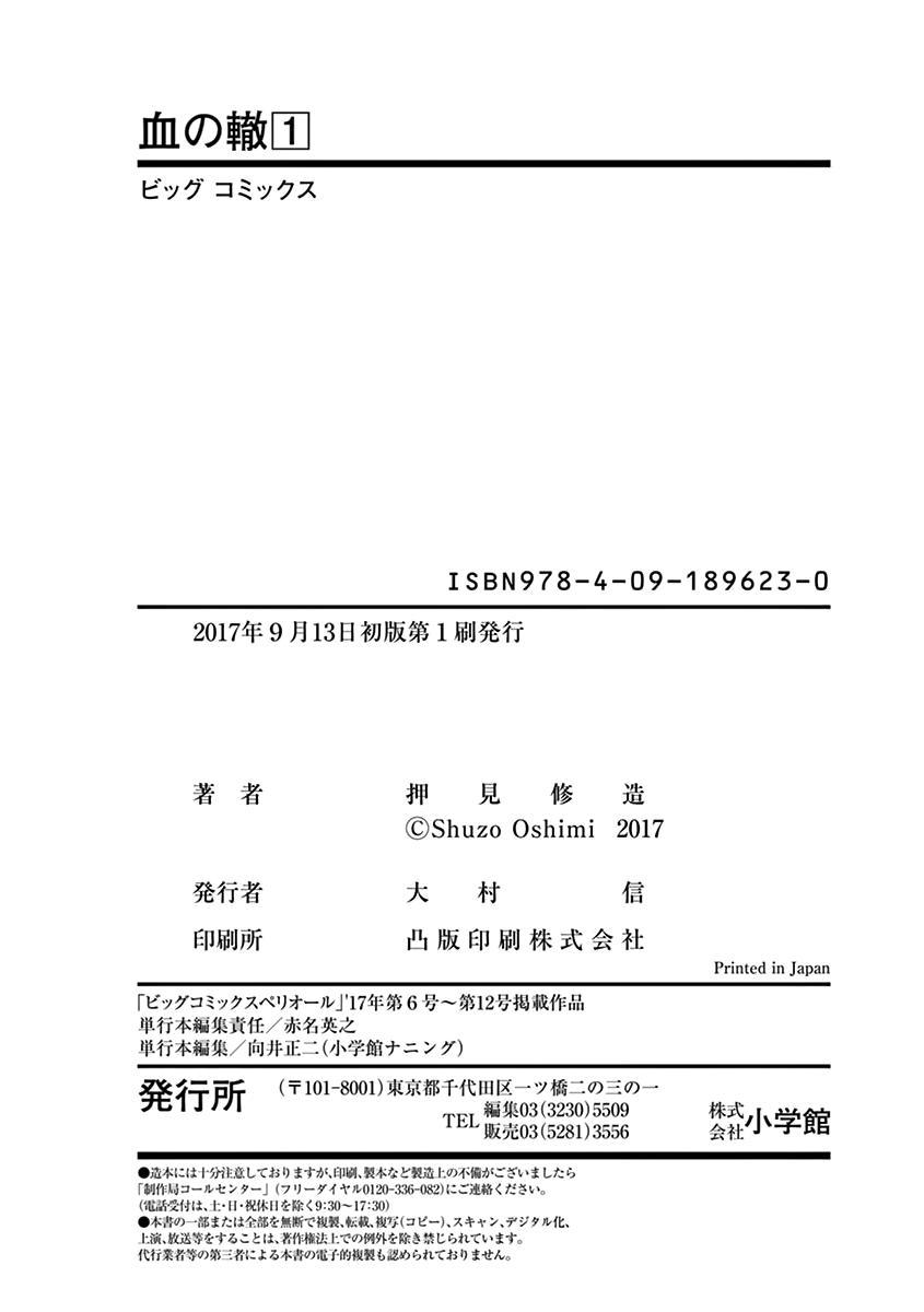 Chi No Wadachi Ch.7.1