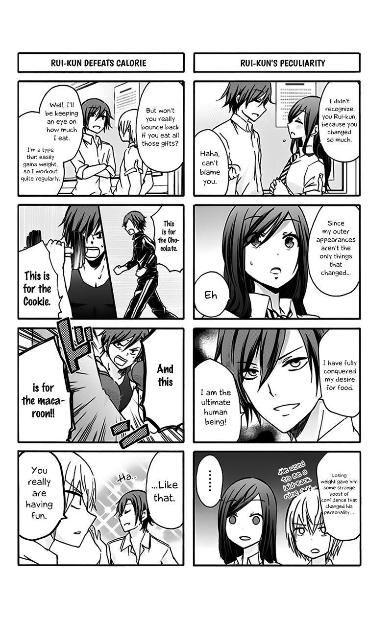 Chihaya-sans Fine That Way - Chapter 8