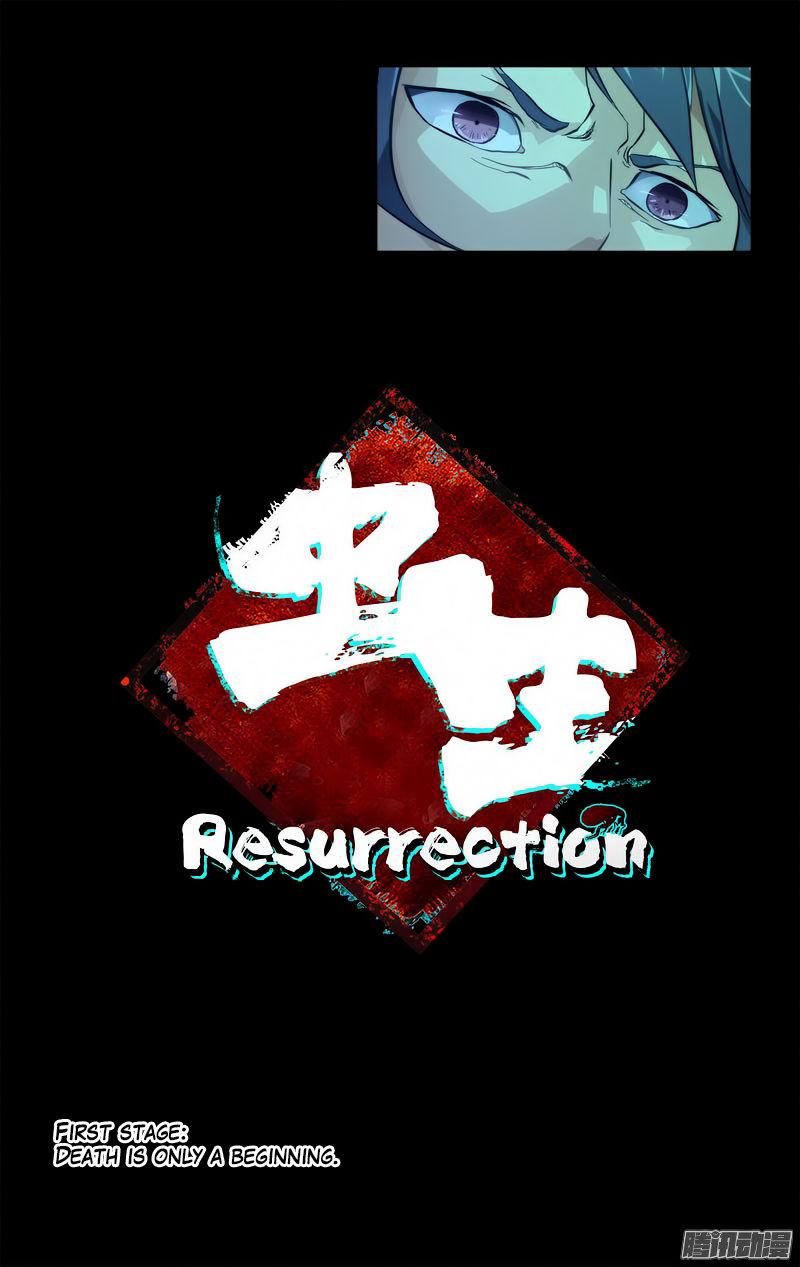 Chong Sheng - Resurrection Ch.1
