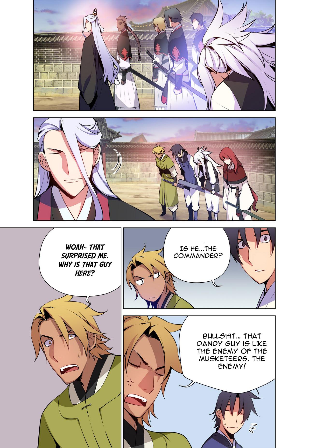 Chongsa - Chapter 27