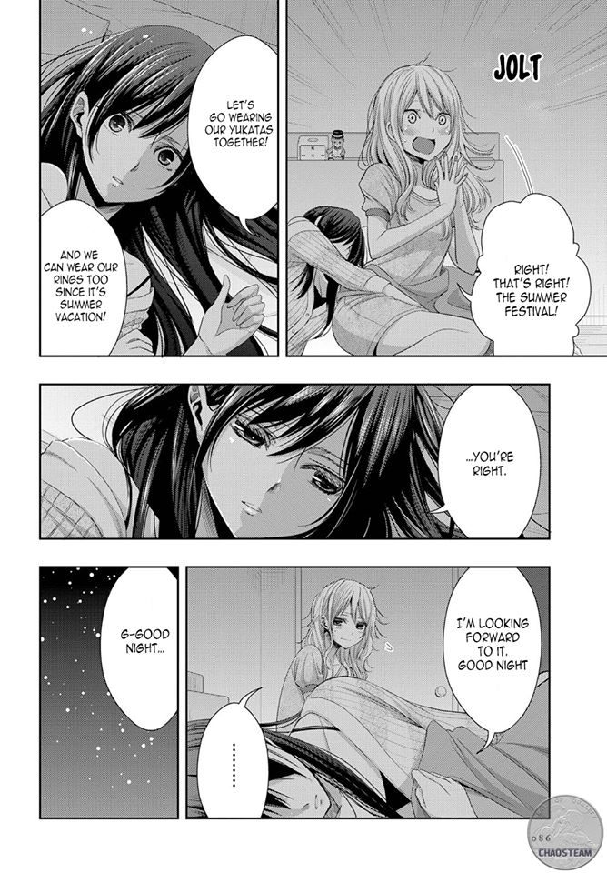 Citrus (SABURO Uta) - Chapter 38