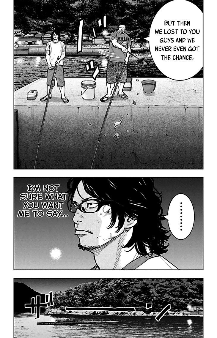 Clover (TETSUHIRO Hirakawa) - Chapter 333