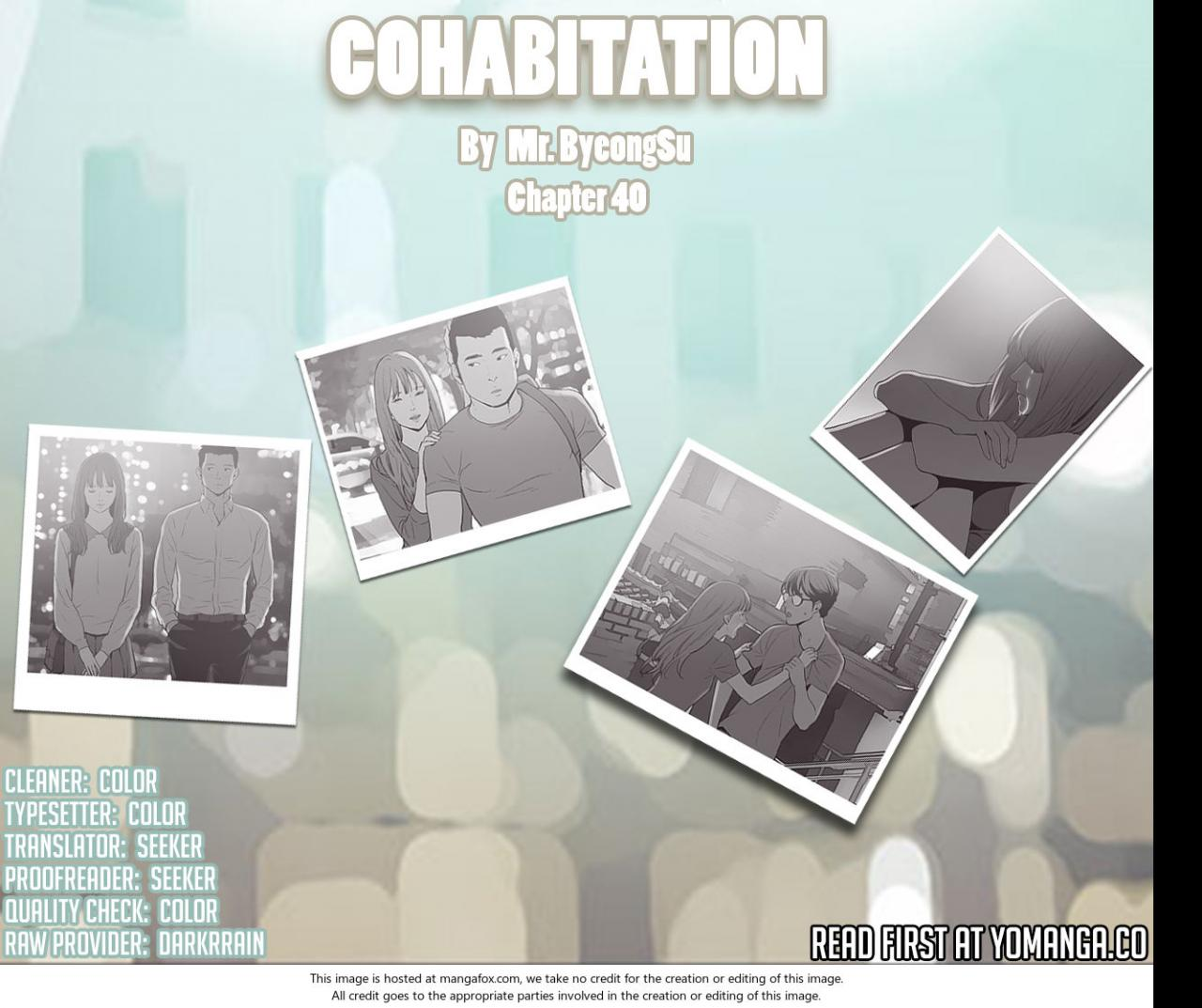 Cohabitation - Chapter 41