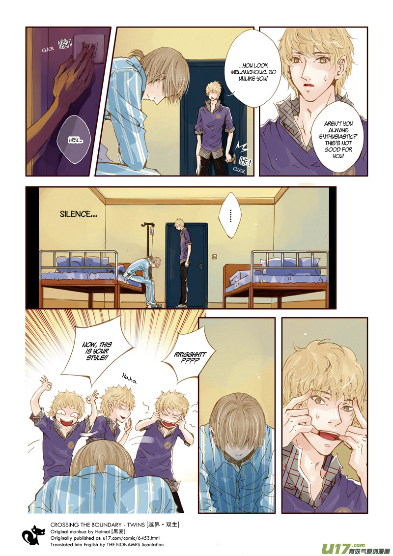 Miss Angel and Miss Devil Ch.21
