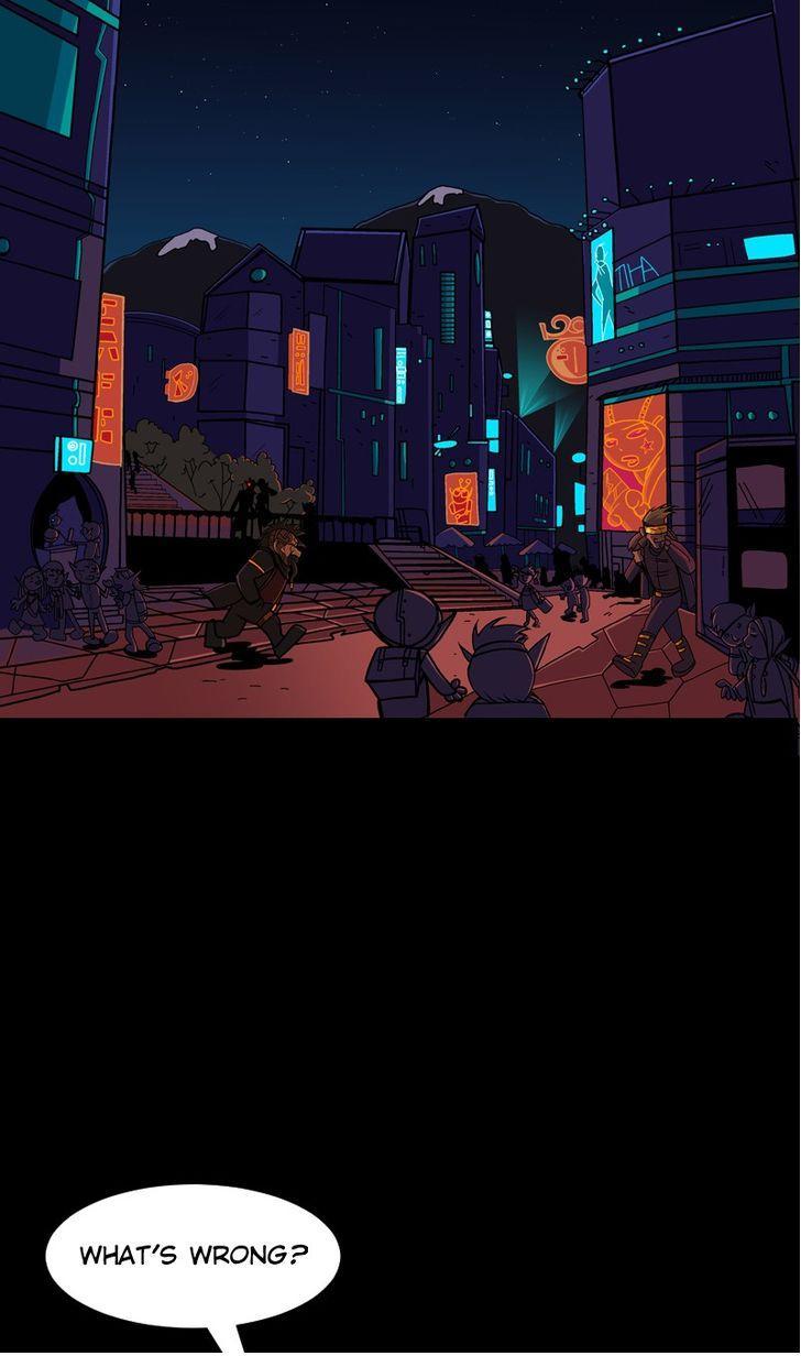 Cyberbunk - Chapter 114