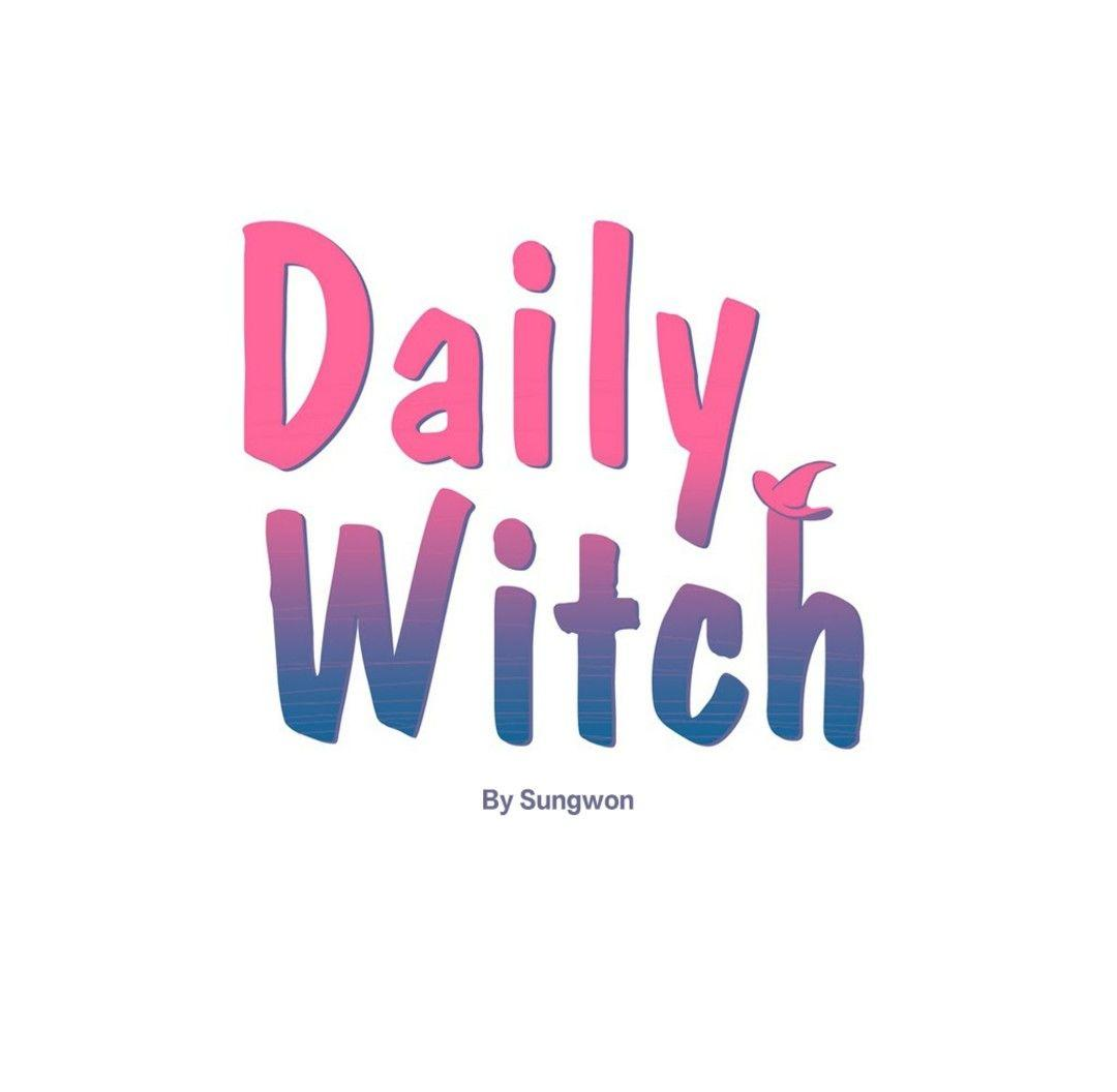 Daily Witch - Chapter 64