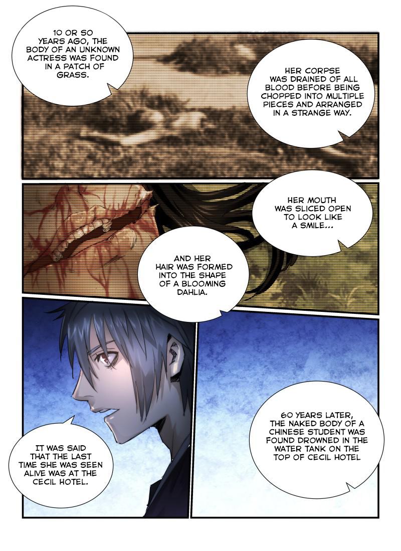 Death Field - Chapter 10
