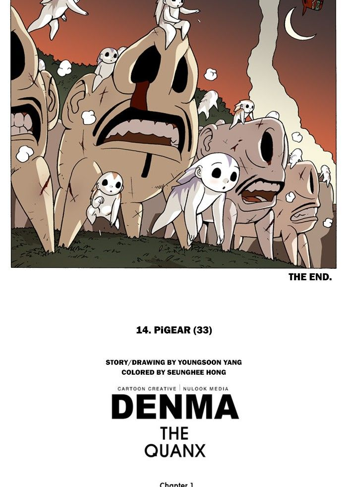 Denma - Chapter 193
