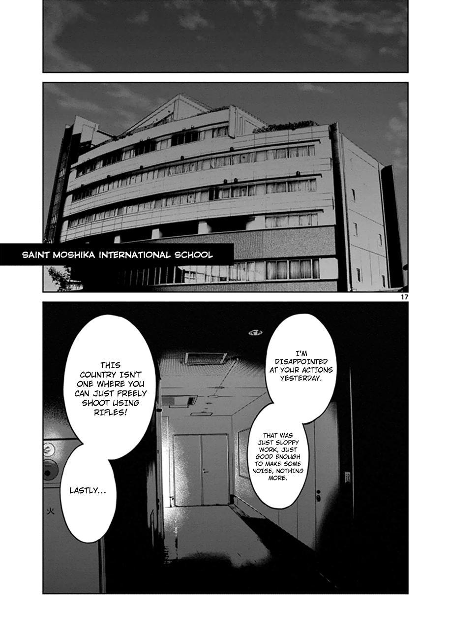 Destro 246 - Chapter 21