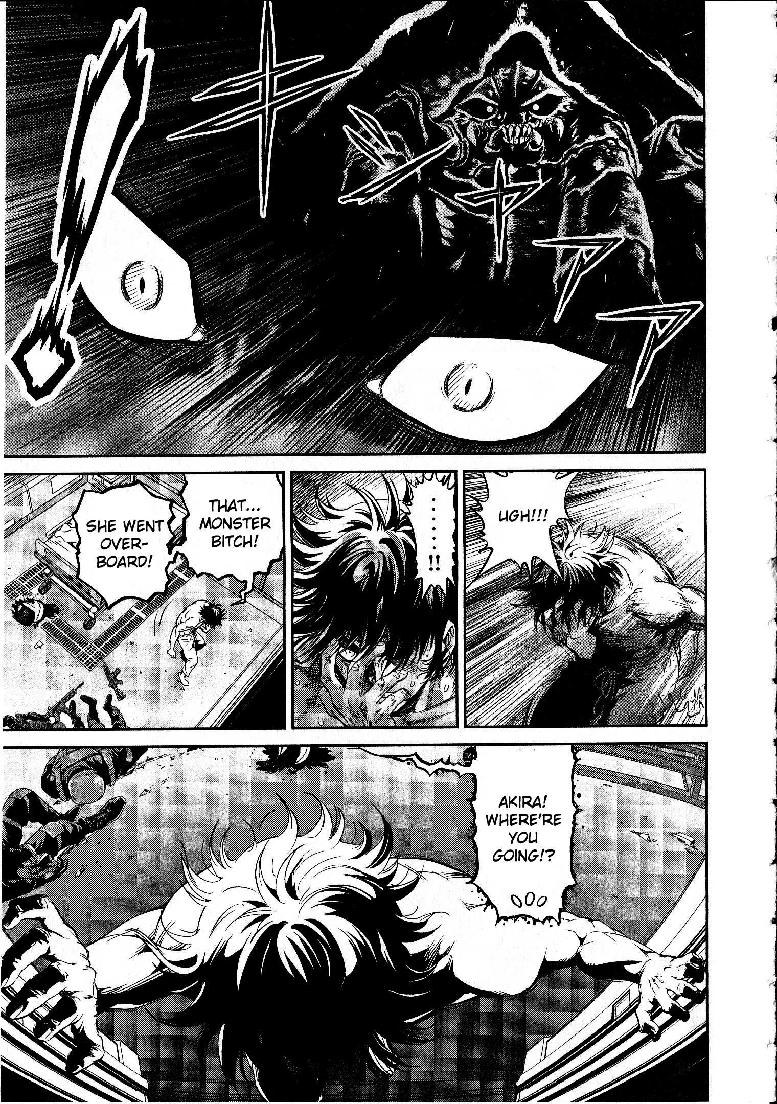 Devilman vs. Hades Ch.14