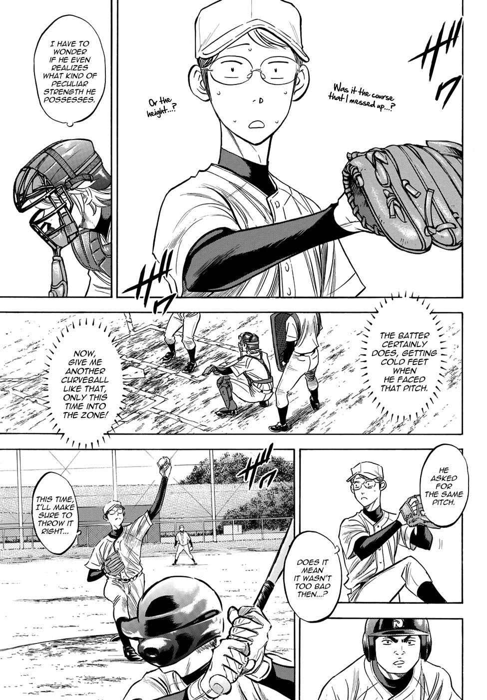 Daiya no A - Act II - Chapter 56