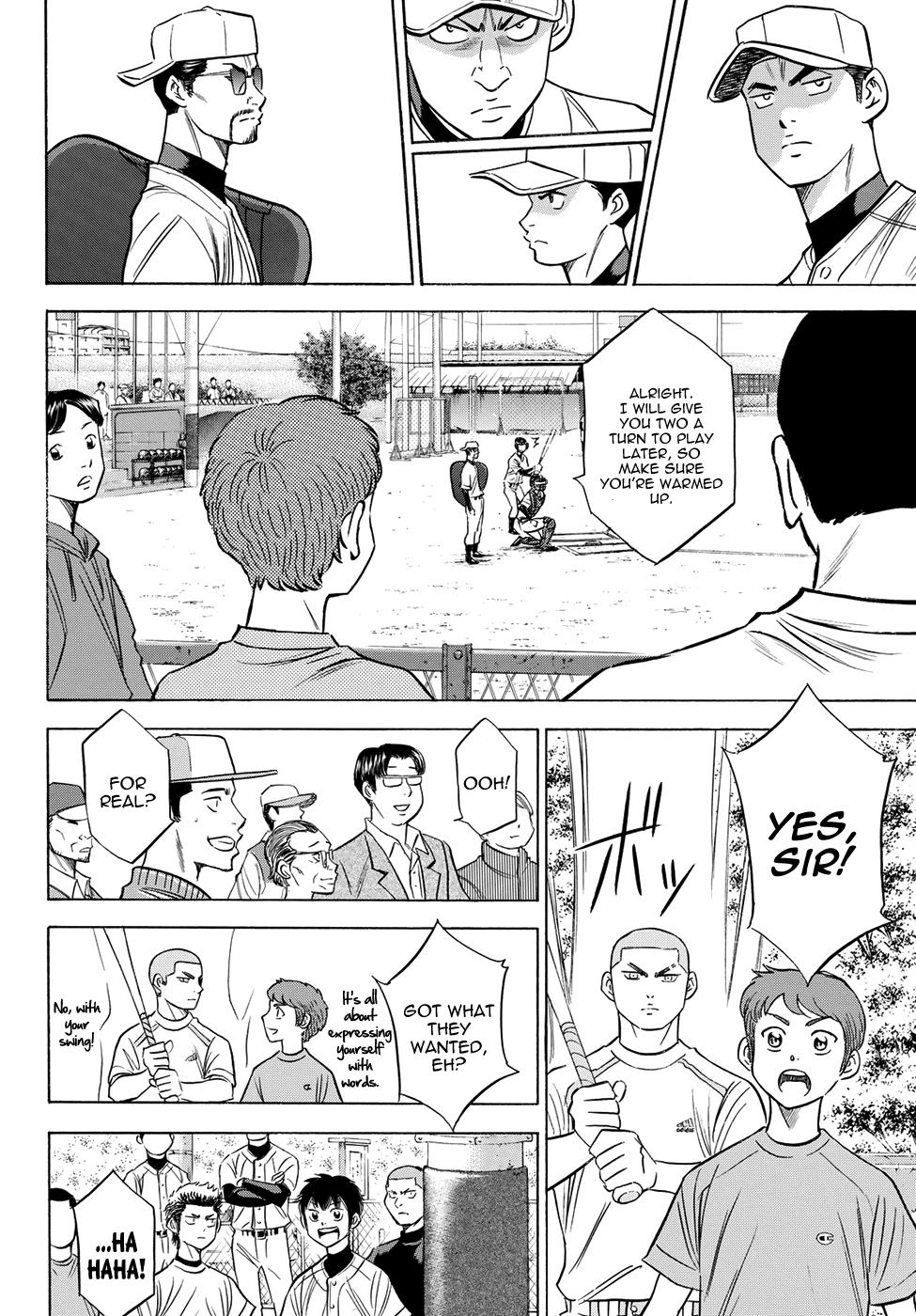 Daiya no A - Act II - Chapter 58