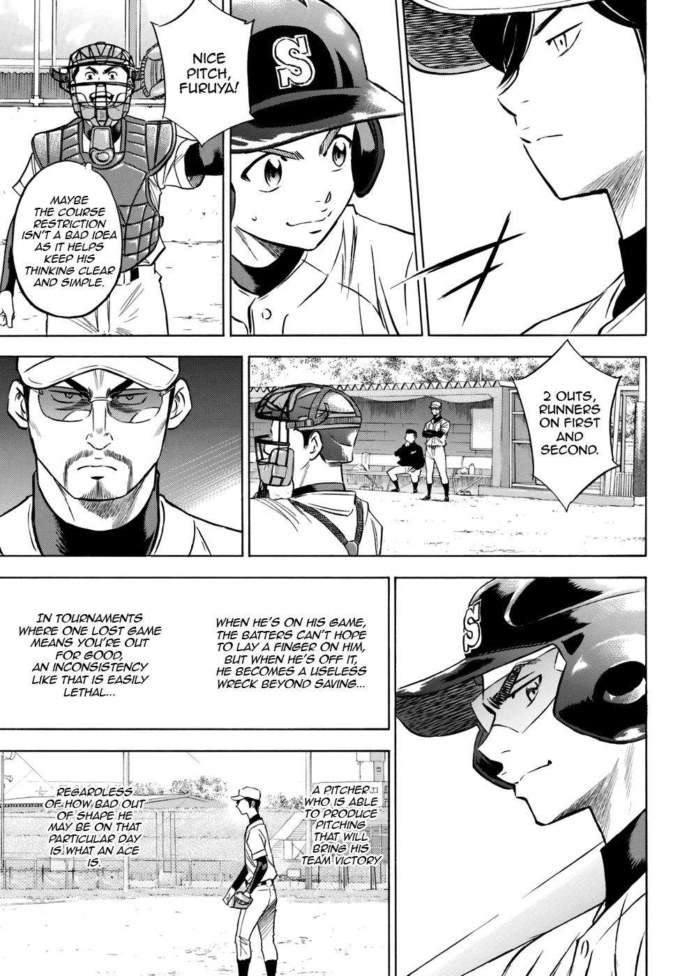 Daiya no A - Act II - Chapter 62