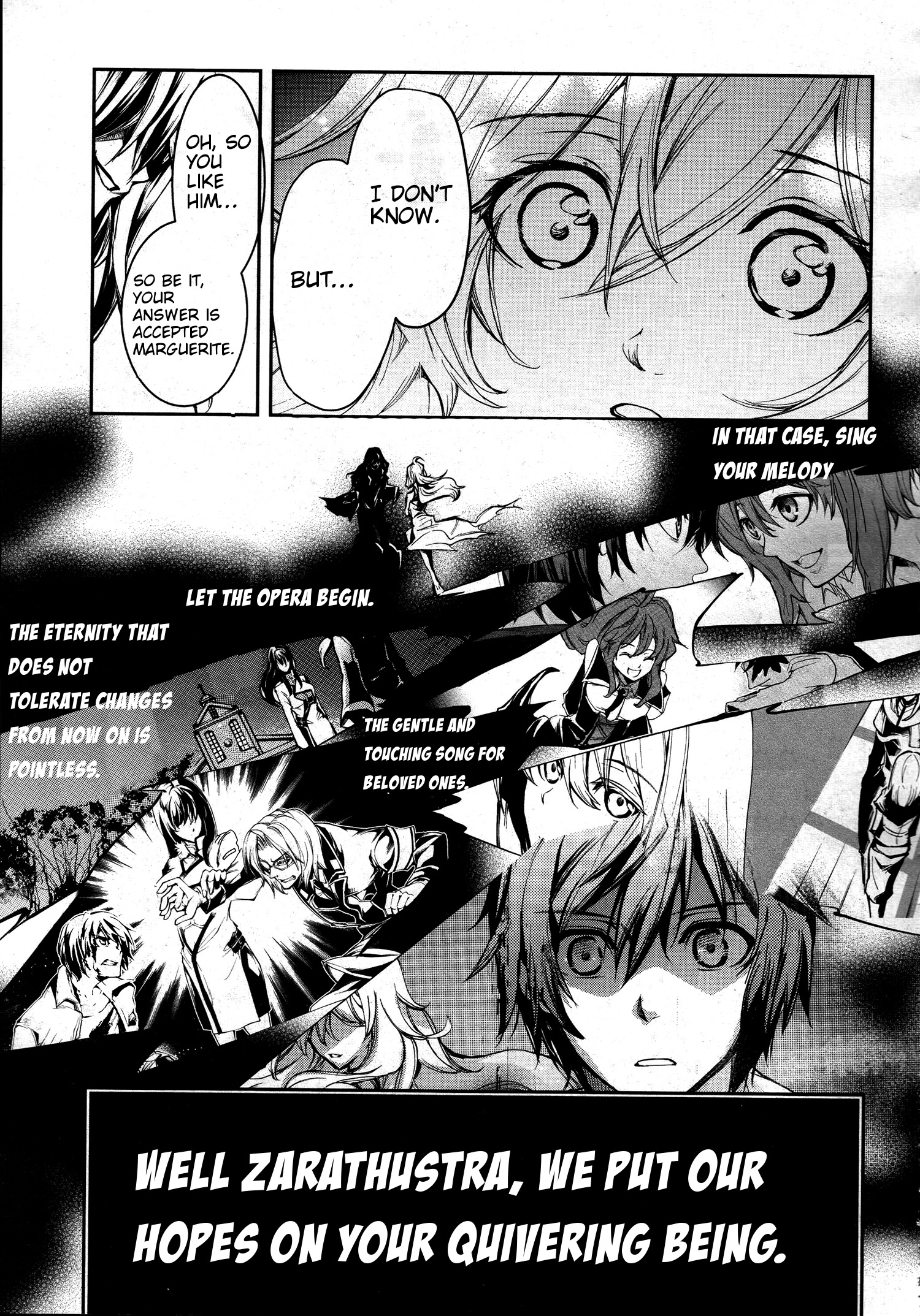 Dies Irae - Amantes Amentes - Chapter 5