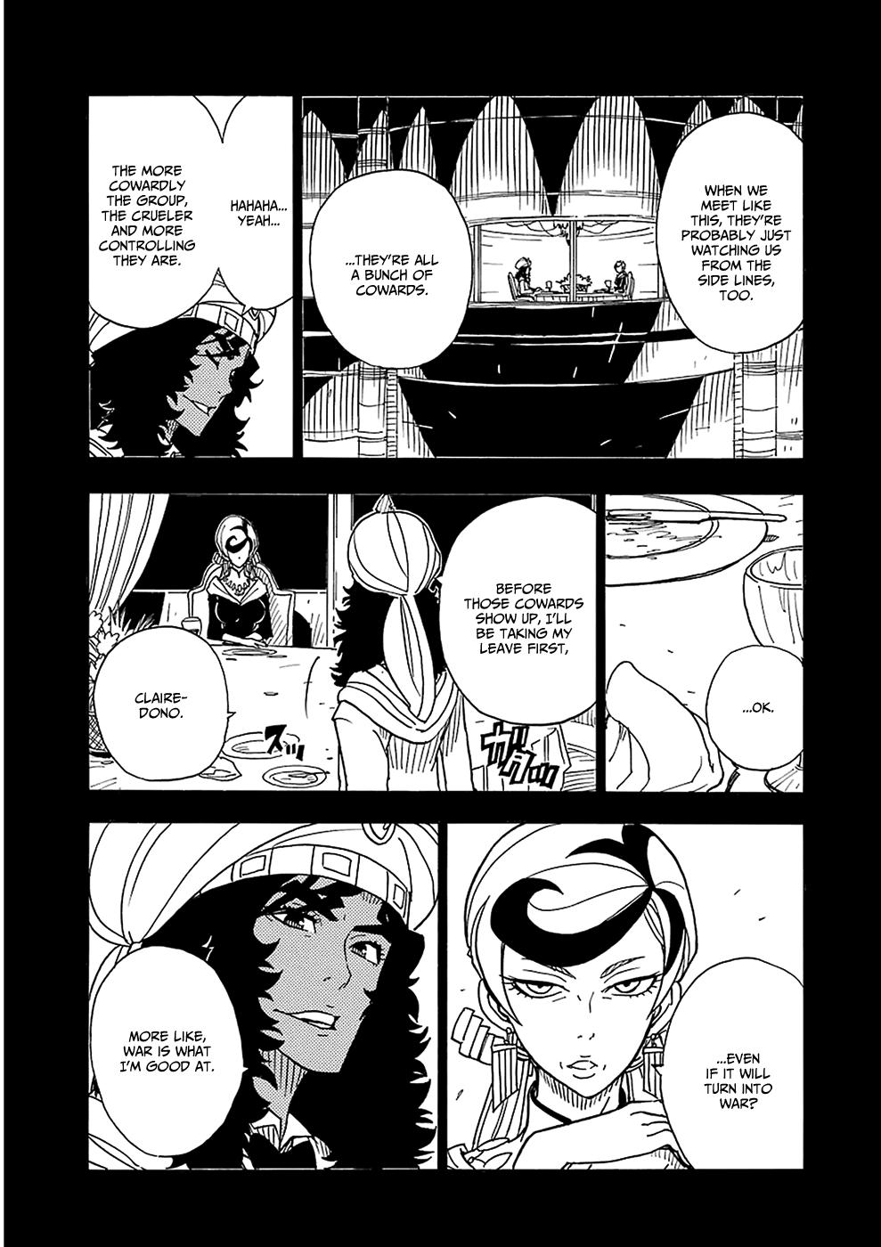 Dimension W - Chapter 39