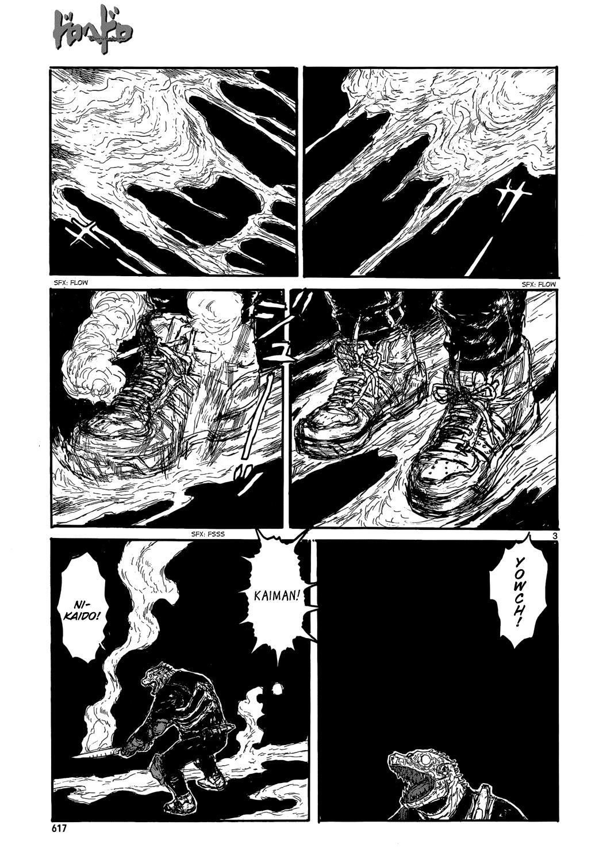 Dorohedoro - Chapter 158