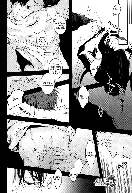 Double Suicide I - Kuroko no Basuke dj Ch.2