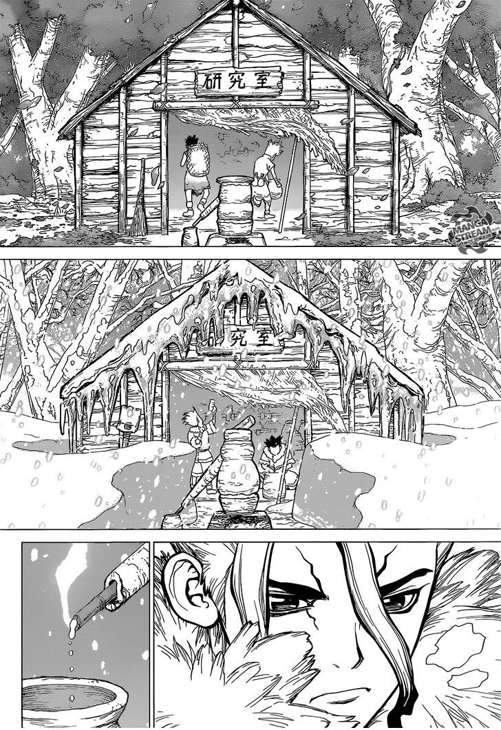 Dr. Stone - Chapter 2
